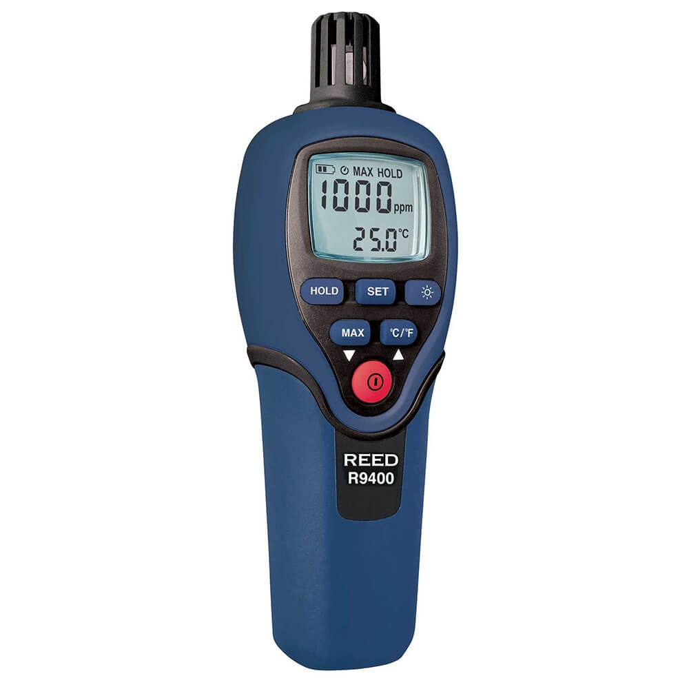 Carbon Monoxide Meters & Radiation Detectors
