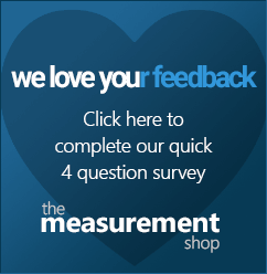 We love your feedback - please complete our short 4 question survey