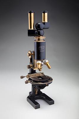 Carl Zeiss Jena Binocular Microscope