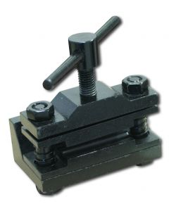 AC 31 Flat Clamp with Ripple Jaws