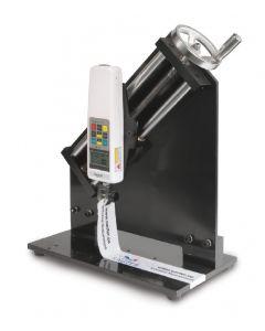 Sauter TPE Handwheel Operated Peel Test Stand   Measurement Shop UK