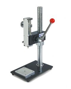 Sauter TVP Manual Lever Operated Test Stand | Measurement Shop UK
