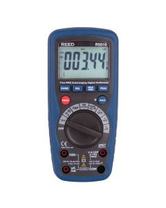 Reed R5010 True RMS Waterproof Digital Multimeter | The Measurement Shop UK