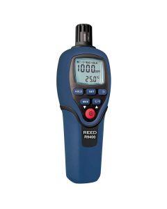 Reed R9400 Carbon Monoxide Meter with Temperature | The Measurement Shop UK