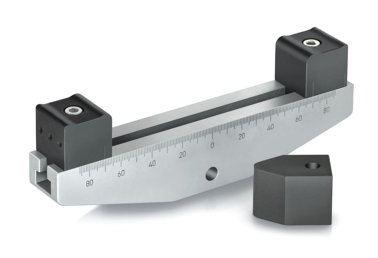 AD 9305 Small 3 Point Bending Device [Anodised aluminium]