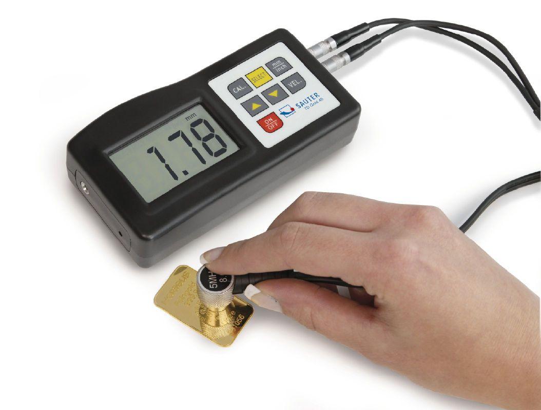 TD-GOLD Sauter Ultrasonic Gold Tester