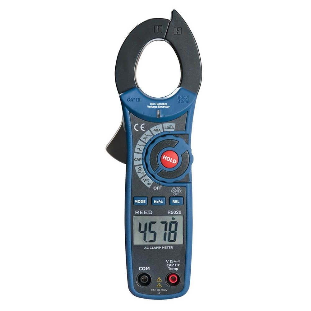 Reed R5020 400A AC Clamp Meter