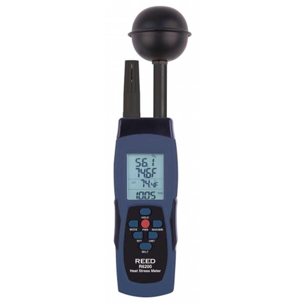 Reed R6200 WBGT Heat Stress Meter